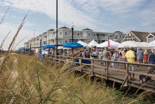 The Bethany Beach Boardwalk Arts Festival is set to hold its 40th annual show on Saturday, Sept. 8, from 10 a.m. to 5 p.m.