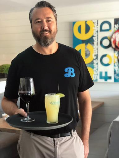 Blake Gilbert was named Best Server, Sussex County, by the readers of Coastal Style magazine.