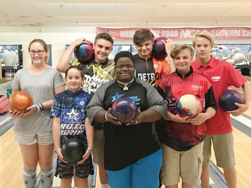Local youth bowlers recently returned from their trip from the 2019 USBC Junior Gold championships