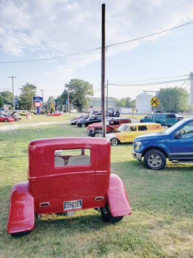 Every week, vehicle enthusiasts gather with their prized cars and trucks at Dairy Queen in Millsboro.