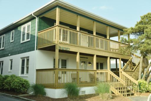 The Historic Coastal Towns Cottage & Lighthouse Tour in Fenwick Island on Saturday, Oct. 6, from 10 a.m. to 4 p.m., will feature the Georgetown House duplex at 2 West Georgetown, behind Seaside Country Store