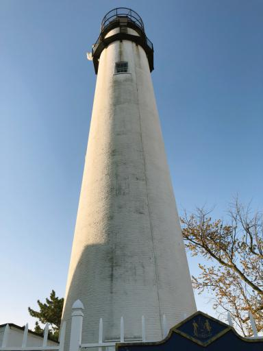 The Historic Coastal Towns Cottage & Lighthouse Tour in Fenwick Island on Saturday, Oct. 6, from 10 a.m. to 4 p.m., will feature the Fenwick Island Lighthouse.