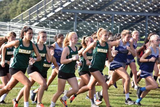 The girls start off in the quad meet, featuring IR, Polytech, Caesar Rodney and Sussex Academy on Wednesday, Oct. 10.