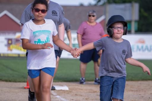 Participants in the Lower Sussex Challenger League enjoy a day out on the field on Saturday, June 23.