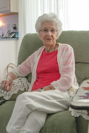 Ocean View resident Marie Knox will celebrate her 103rd birthday on Saturday, Sept. 3. Knox was born in the Dagsboro District.