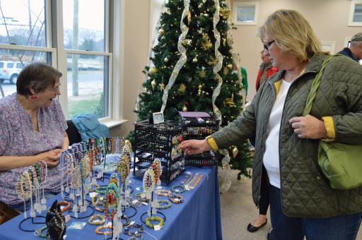 The Millville Holiday Market will offer items from new crafters this year. The annual holiday craft bazaar will be held Saturday, Dec. 7, from 9 a.m. to 1 p.m.