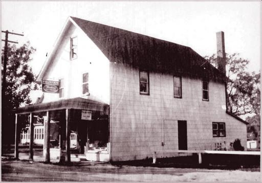 Susan Lyons' grandparents owned Palmatary's store, a favorite spot for gifts, sundries and ice cream.