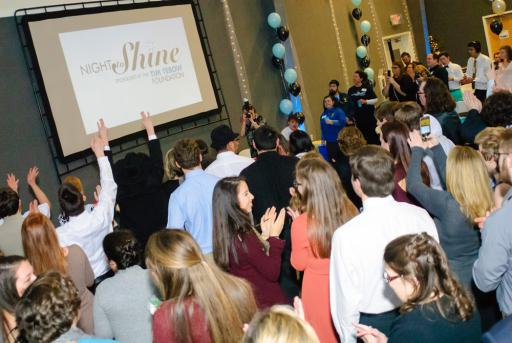 Last year's Night to Shine event was a huge hit, for both participants and volunteers.