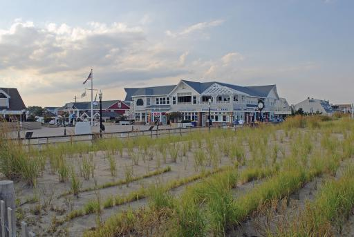 Peace and quiet are two of the major draws Bethany Beach enjoys.
