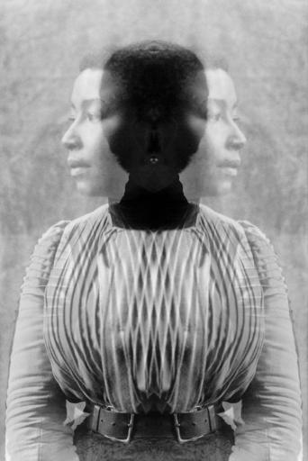 Antonio McAfree's 'Third 2,' archival digital print on paper will be displayed at the Rehoboth Art League through March 12, 2019.