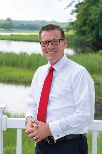 Sussex County Counclman Rob Arlett is running for U.S. Senate.