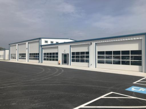 Located in Dagsboro, Rudy Marine's newest facility is now open for business.