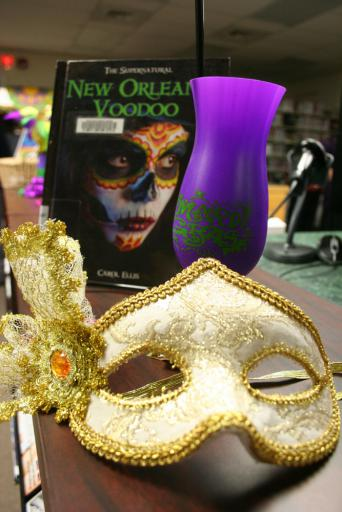 The Selbyville Public Library will be the place to be on Saturday, Feb. 16, for the Mardi Gras benefit.