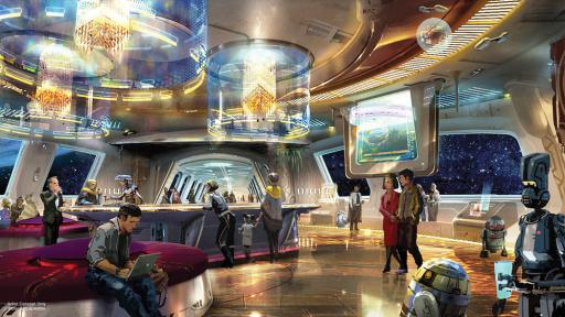 Travel advisor Duane Whitman will talk about new and future 'Out of this World' experiences at Star Wars: Galaxy's Edge and other new attractions throughout Walt Disney World in an event this Saturday at the Ellen Rice Gallery in Ocean View.