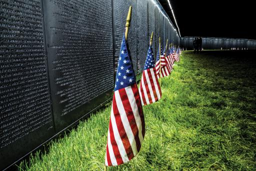 The Wall That Heals will be at Veterans of Foreign Wars Post 7234 in Ocean View from Oct. 3-6.