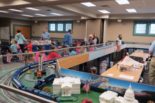 The Delaware Seaside Railroad Club is opening its ninth annual holiday model train display this weekend, and all Saturdays until Jan. 4.