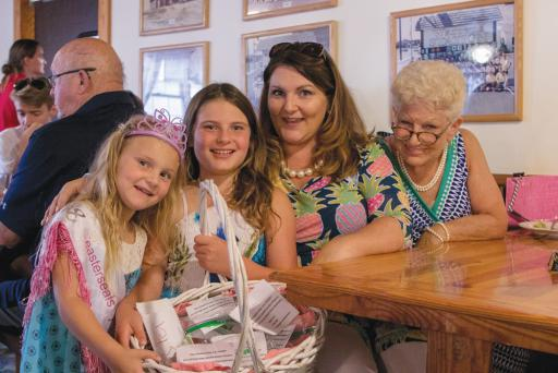 Warren's Station in Fenwick Island held a dine and donate event to benefit the Easter Seals on Friday, Aug. 10.