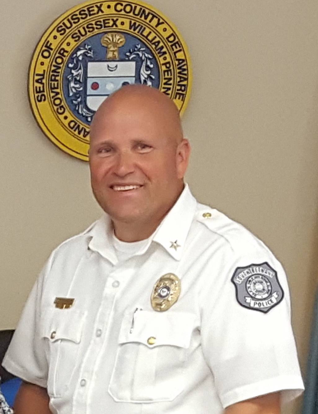 BREAKING NEWS: Police chief departs South Bethany   Coastal